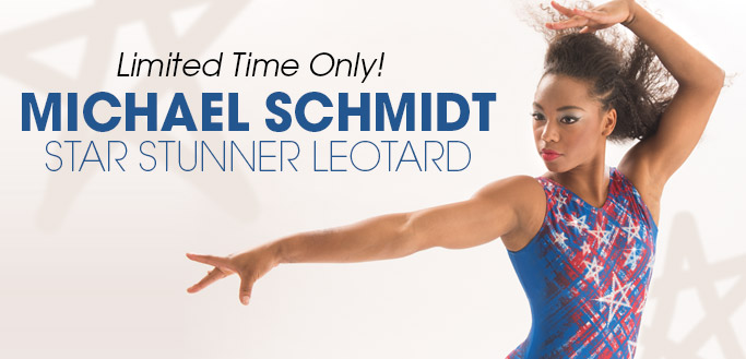 Michael Schmidt Star Stunner Leo from GK Gymnastics