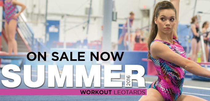 2016 Summer Leotards Sale  by GK Gymnastics