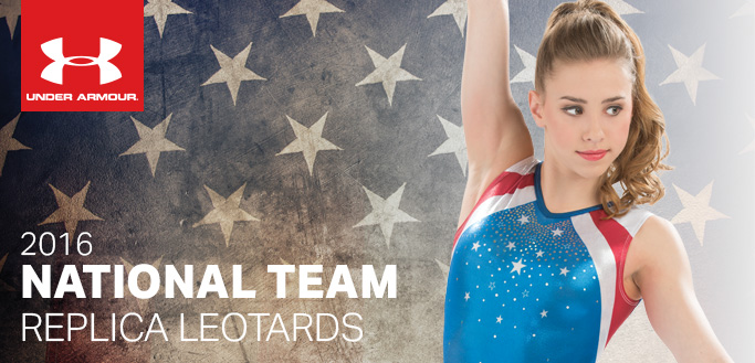 2016 National Team Replica Leotards