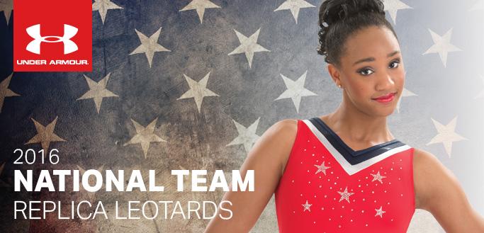 2016 National Team Replica Leotards