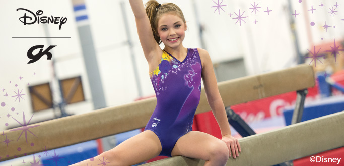 2017 Disney Gymnastics for Spring/Summer by GK Gymnastics