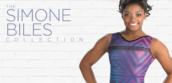 2017 Simone Biles Holiday Collection from GK Gymnastics
