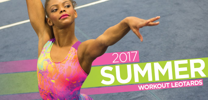 2017 Summer Gymnastics Leotards by GK Elite