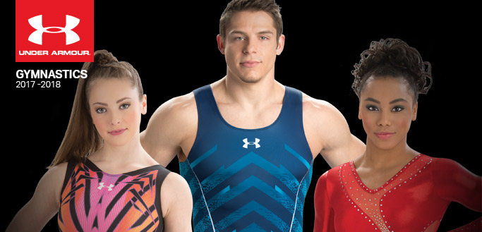 2017 Under Armour Gymnastics Apparel
