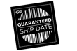 Cheer Guaranteed Ship Date