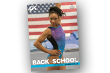 GK Elite Gymnastics Back to School Leotard Collection
