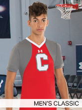 Cheer Mens Classic Uniforms from Under Armour