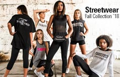 GK Cheer Streetwear Fall Collection