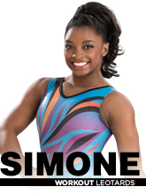 2016 Simone Biles Leotards Collection from GK Elite
