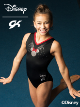 Disney Spring/Summer Gymnastics Collection from GK Elite