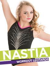 2017 Nastia Gymnastics Leotards Collection from GK Elite