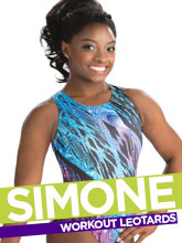 2017 Simone Biles Leotards Collection from GK Elite