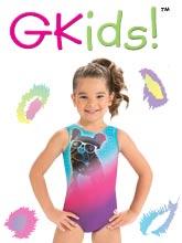 2017 GKids Collection Gymnastics Leotards from GK Elite