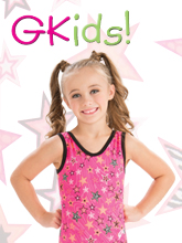2017 Summer Gkids Workout Essentials Gymnastics Collection from GK Elite