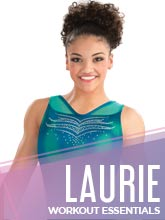 2018 Laurie Hernandez Spring Workout Gymnastics Collection from GK Elite