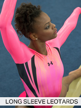 Special Order Women's Long Sleeve Leotards from Under Armour