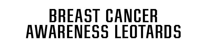 Breast Cancer Awareness Gymnastics Apparel from GK Elite