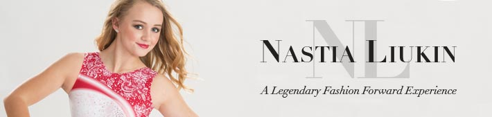 2017 Nastia Liukin Collection Holiday Gymnastics Leotards from GK Elite