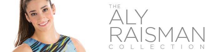Alexandra Aly Raisman Gymnastics Collection from GK Gymnastics