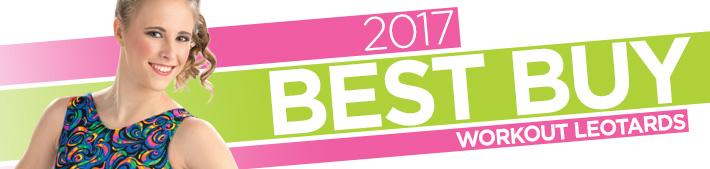 2017 Gymnastics Best Buy Leotards Collection from GK Elite
