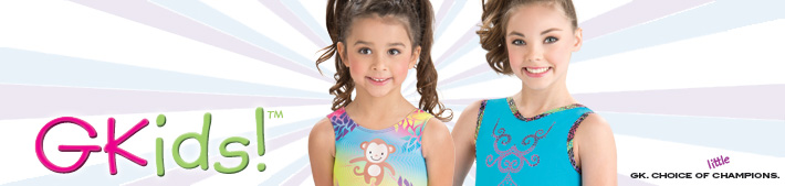 GKids Gymnastics Collection from GK Elite