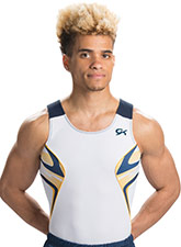 Men's Angular Competition Shirt from GK Gymnastics