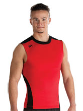 Men's In Stock X Back Compression Shirt from GK Elite