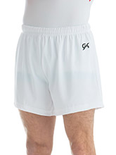 Men's Campus StretchTek Long Shorts from GK Gymnastics