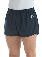 Men's Campus StretchTek Shorts from GK Gymnastics