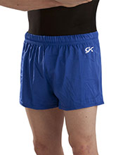 Men's Gymnastics Competition Shorts by GK Elite
