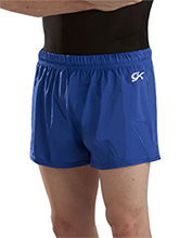 Men's Nylon/Spandex Shorts from GK Gymnastics