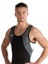 Men's Steel Curve Gymnastics Shirt from GK Gymnastics