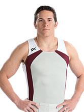 Men's Elite Spade Gymnastics Shirt from GK Gymnastics