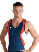 Men's Balanced Web Gymnastics Shirt from GK Gymnastics