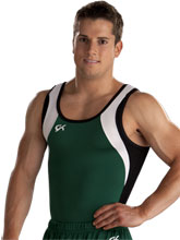 Men's Cryptic Curve Gymnastics Shirt from GK Elite