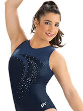 Midnight Magic Leotard from GK Gymnastics