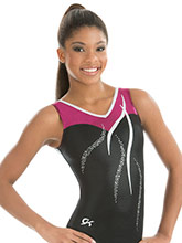 Sweetheart Ribbon Leotard from GK Gymnastics