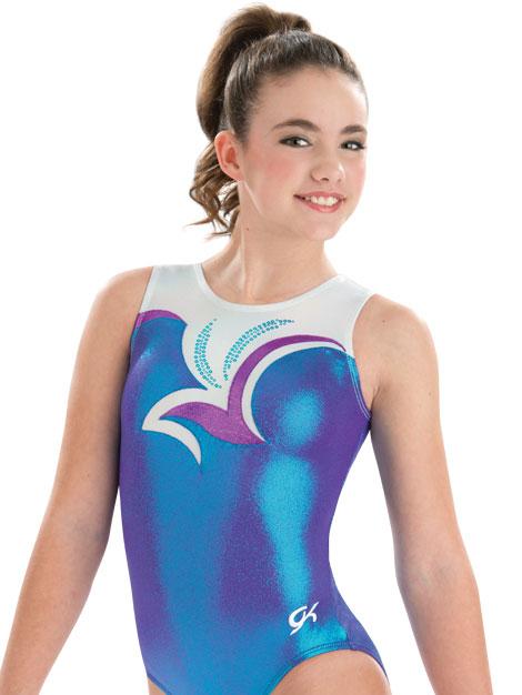 gymnastics womens instock tank leotards
