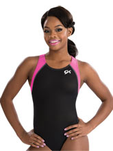 GymTek Berry Breeze Leotard from GK Gymnastics
