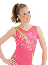 Watermelon Crush Leotard from GK Gymnastics