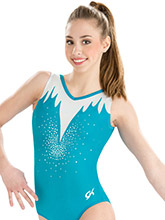 Winter Storm Tank Leotard from GK Gymnastics