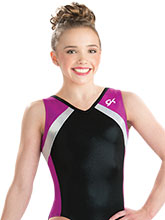 Magenta Muse Tank Leotard from GK Gymnastics