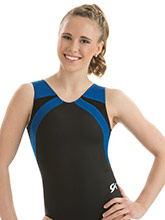 GymTek Royal Rush Leotard from GK Gymnastics