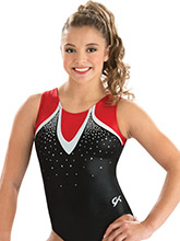 Pinnacle Poise Tank Leotard from GK Elite
