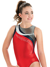 Glorious Gymnastics Tank Leotard from GK Elite