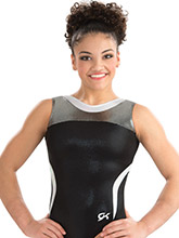 Black Tie Gymnastics Leotard from GK Gymnastics