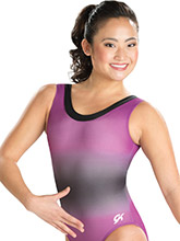 GymTek Purple Rain Leotard from GK Gymnastics