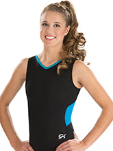 BRANDED Open Y Back Leotard from GK Elite