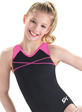 GymTek Berry Trilogy Leotard from GK Gymnastics