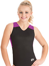 GymTek Magenta Rush Leotard from GK Gymnastics